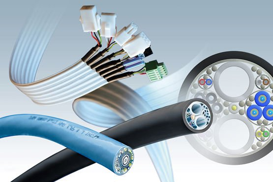 Customized hybrid cables for medical devices