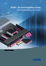 DClink – die echte Plug & Play-Lösung