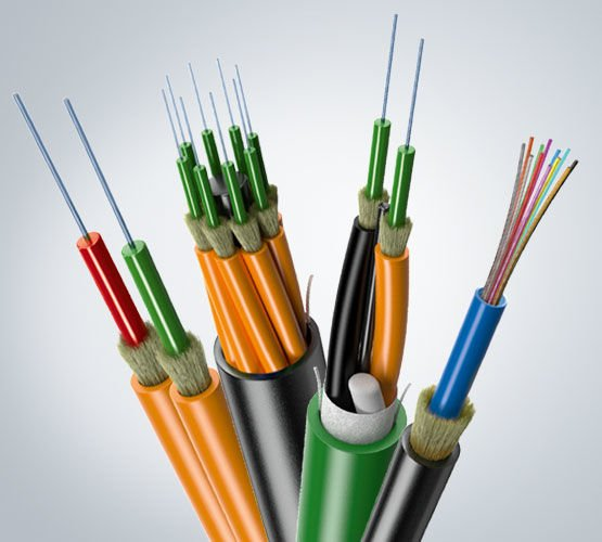Fiber optic cables for industrial environments – LEONI on