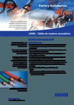 LEONI – Câbles de soudure secondaires