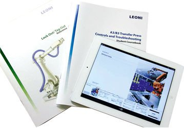 Automation systems training – Custom curriculum: LEONI in Americas