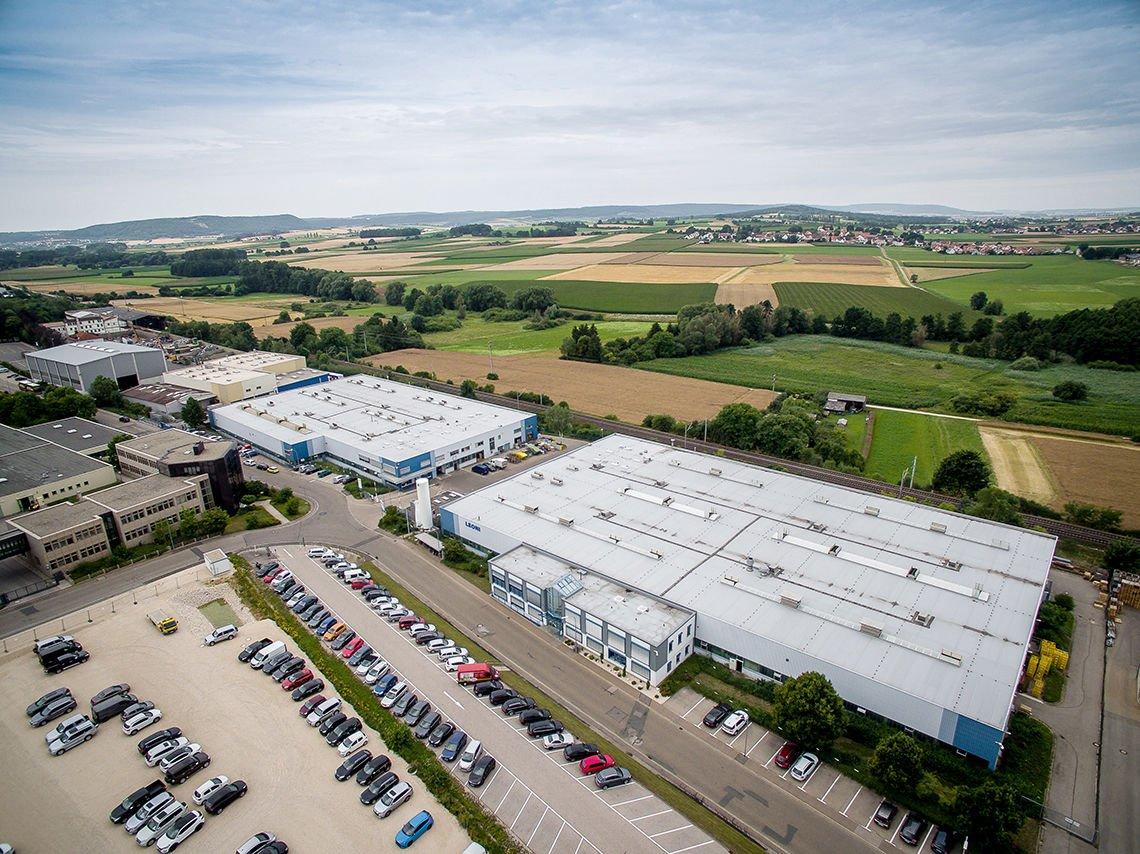 LEONI plant Weißenburg, Germany