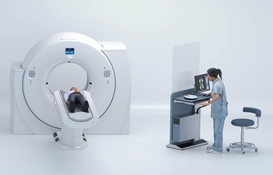 Molecular imaging Nuclear medicine device