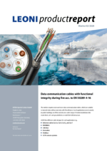 LEONI product report 02/2020