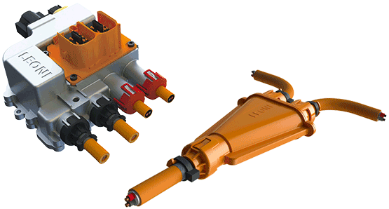 High voltage EDS systems – Development, manufacturing