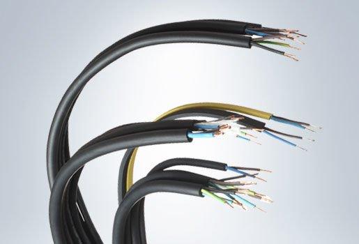 Rubber cables – LEONI