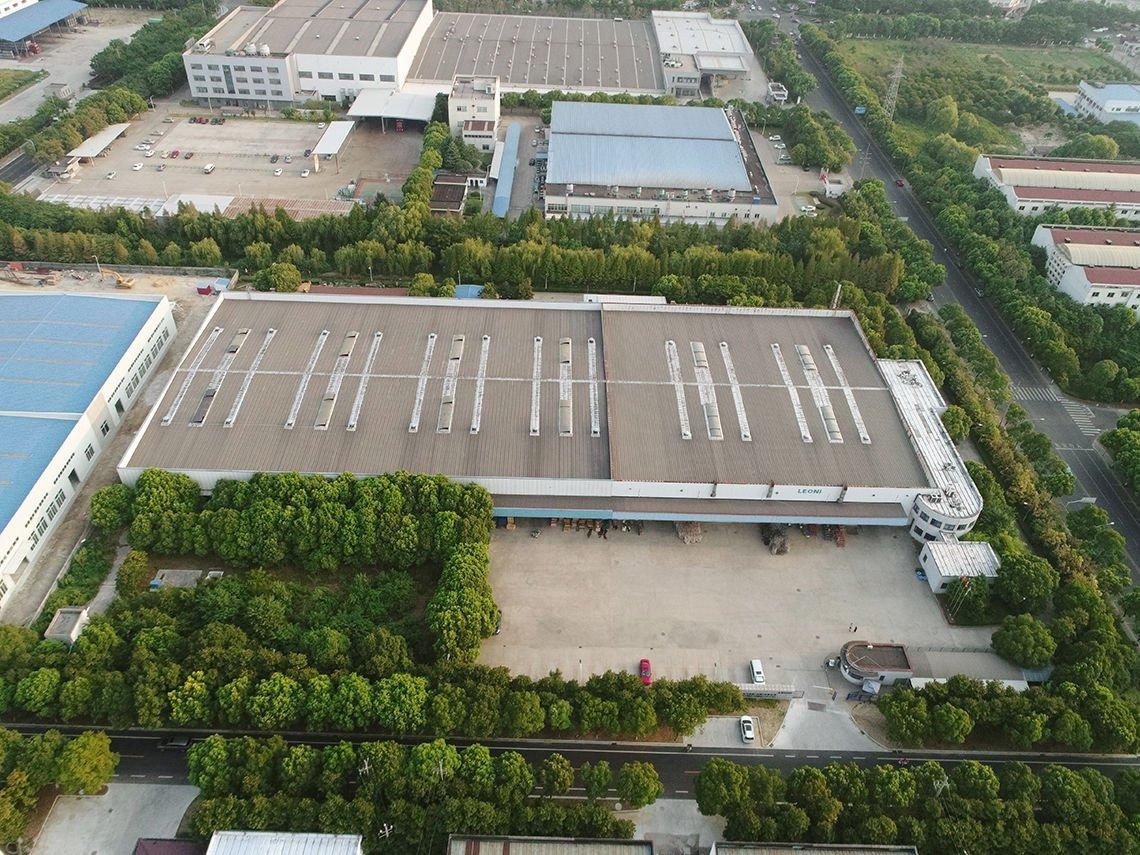 LEONI plant in Changzhou, China