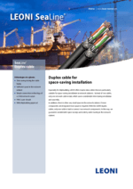 SeaLine® Duplex cable