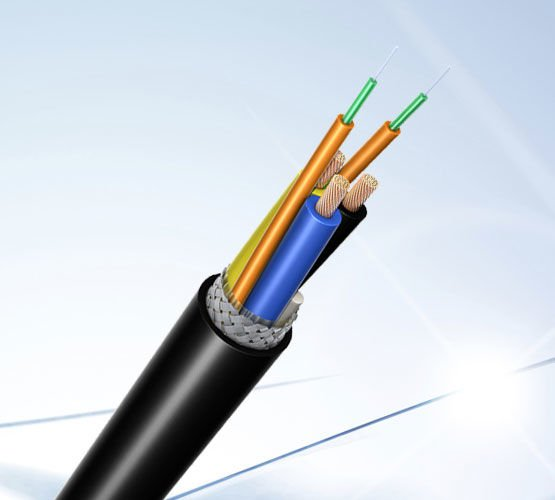 Hybrid cables for FttA – LEONI