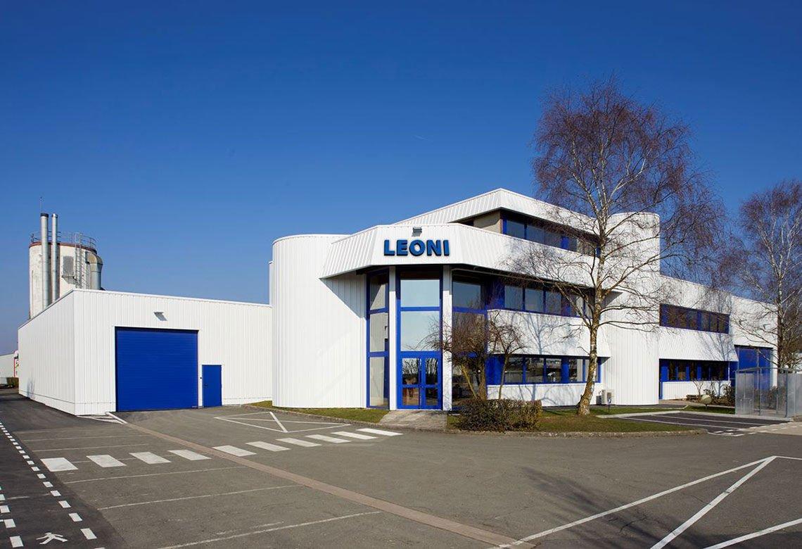 Locations: Factory Automation – LEONI