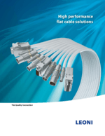 LEONI High Performance Cable Solutions
