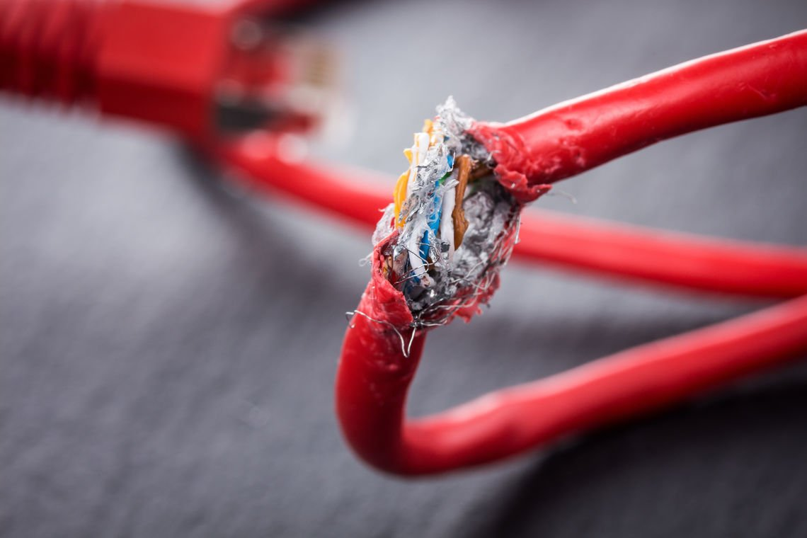 Cable failure analysis