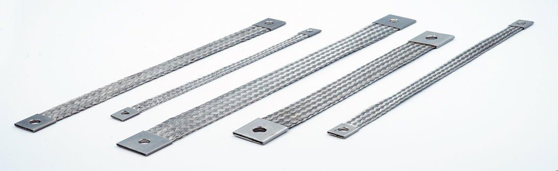 Bild von flexiblen Verbindern aus Edelstahl