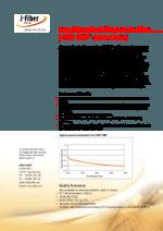 Low Water Peak Singlemode Fiber j-LWP SMF+ (ITU-T G.652.D)