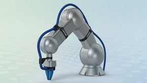 LEONI B-Flex Brings Cable Management to Lightweight and Collaborative Robots