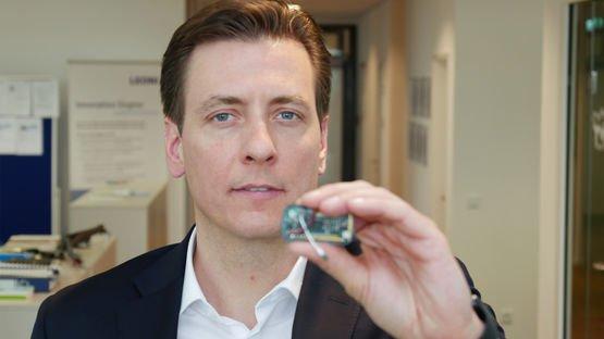 Intellegent measuring electronics