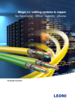 MegaLine® copper cabling systems
