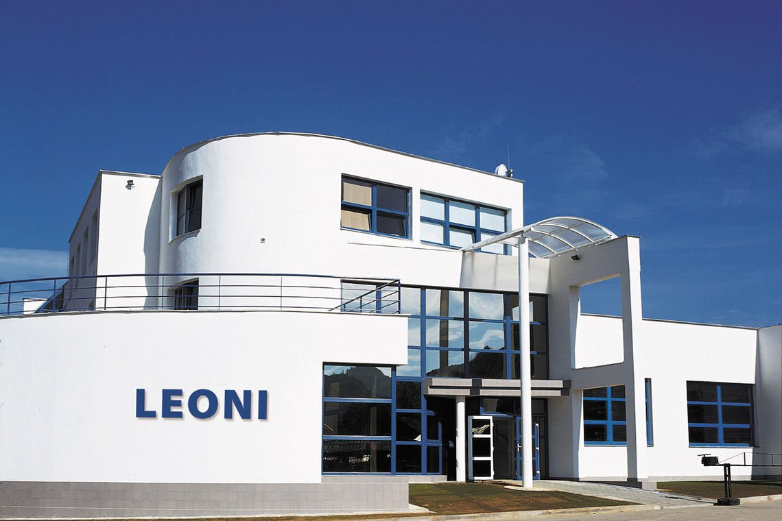 Electrical Appliance: Production plants – LEONI