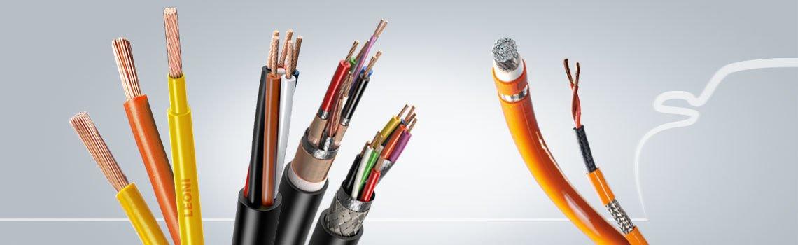 Automotive Cables at a Glance – LEONI