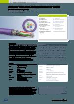 BETAtrans® DATA-ENX C-flex 100 Ohm SilverCAT 7 FOAM