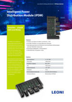 Intelligent Power Distribution Module (iPDM)