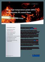 Ultra high-temperature jacket (UHTJ)
