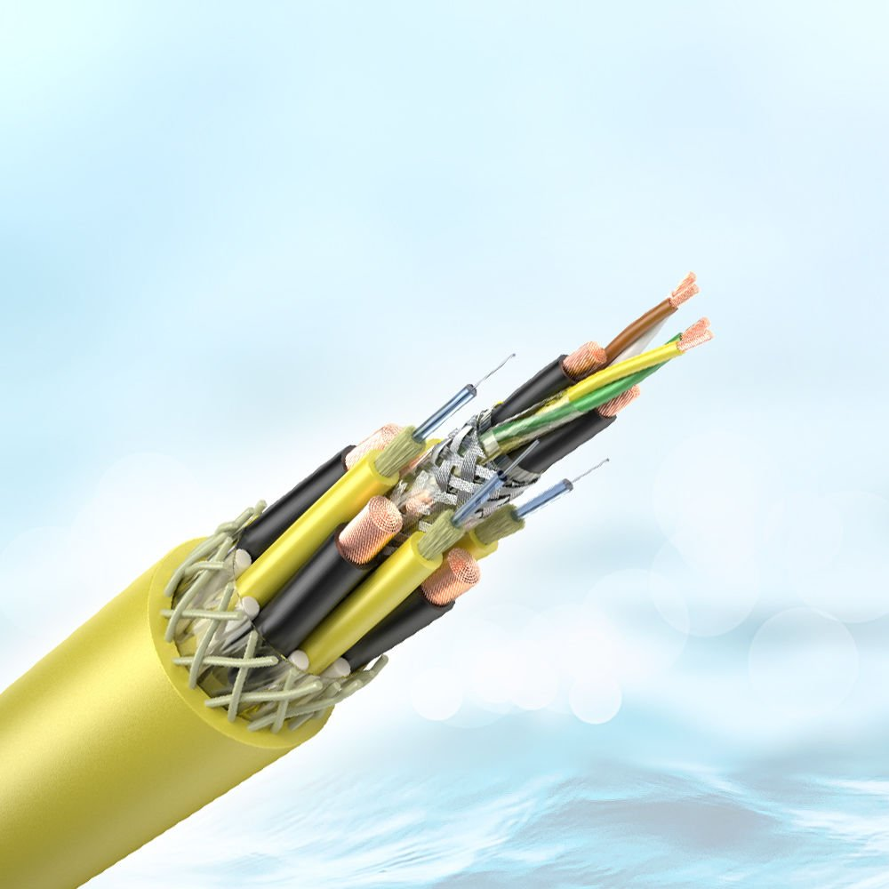 Underwater cables for shipbuilding – LEONI