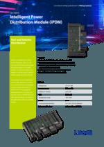 Intelligent Power Distribution Module (iPDM)