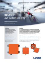 BETAfixss® AVS Junction & Connector Box