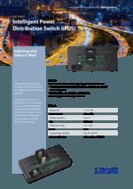 Intelligent Power Distribution Switch (iPDS)