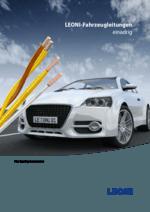 LEONI-Fahrzeugleitungen einadrig