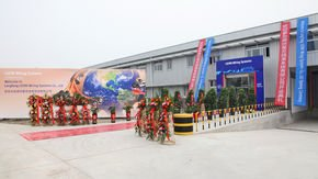 Leoni inaugurates fourth Chinese wiring systems plant in Langfang