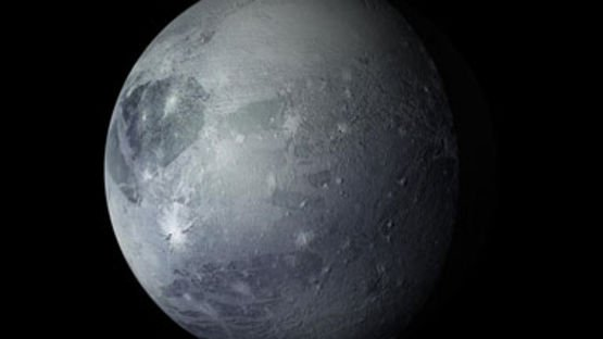 Pluto picture (Source: shutterstock)