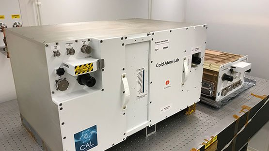 Cold Atom Lab des Jet Propulsion Laboratory