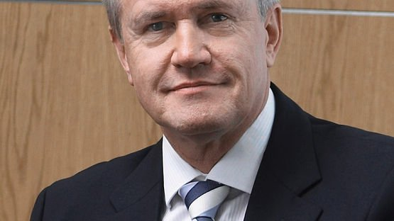 Board member Dieter Bellé