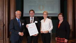 Leoni commended for commitment to career preparation