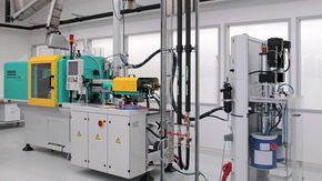 Injection moulding for medical technology