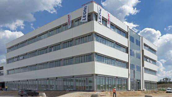 Fabrik der Zukunft von Leoni