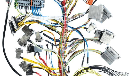 Kabelsystem für Computertomographie