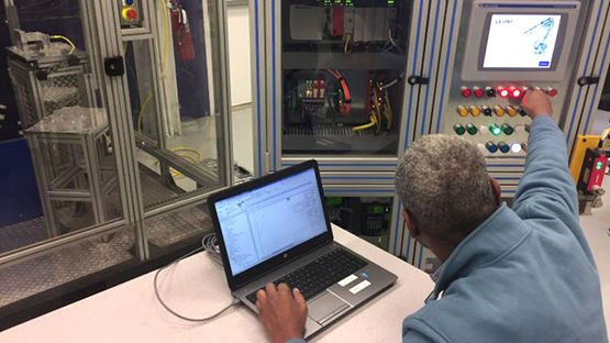 Industrial automation technologies require training