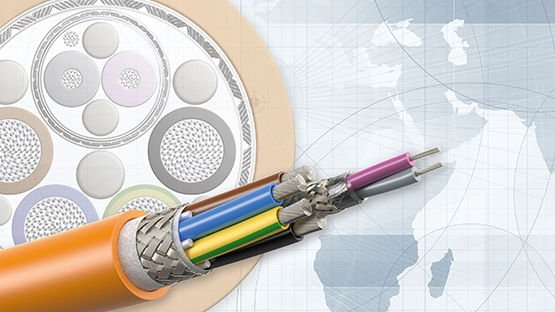 Industrial Cables In-Stock for Immediate Shipment - Factory Automation, Marine