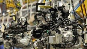 El sistema de visión artificial de LEONI ofrece inspecciones detalladas de motores de automóviles en línea