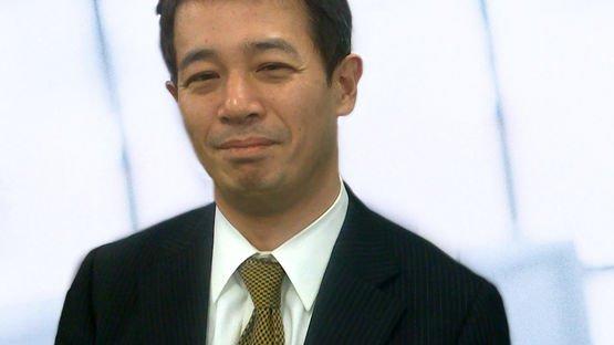 Geschäftführer Yuichi Hoda