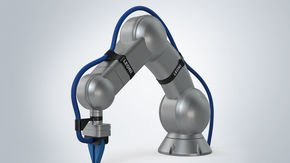 Leoni develops smart mounting solution for lightweight robots
