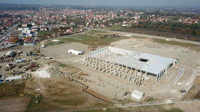 Start of construction works of the new Leoni plant in Kraljevo