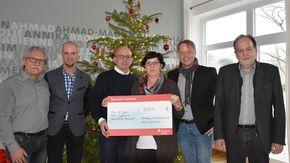 Leoni Kerpen unterstützt Kinder- und Jugendhilfe des Haus St. Josef in Eschweiler