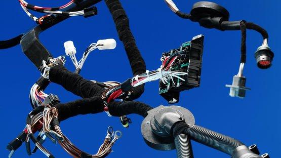 Kabelsatz Detailansicht