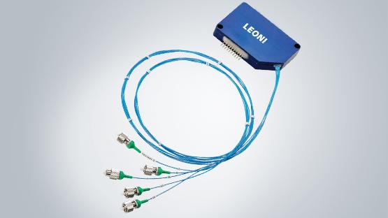 Faseroptische Schalter für Single- und Multimode-Anwendungen