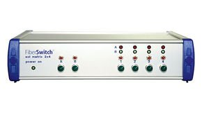 FiberSwitch – Fiber Optical Full Matrix