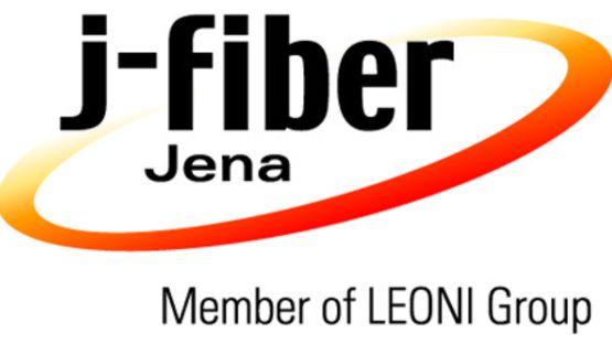 Company logo j-fiber